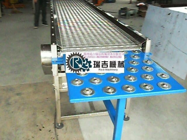压铸机链板输送机