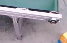 兴运机械 铝型皮带输送机 (423播放)