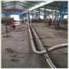 Z型松散颗粒管链提升机专业生产倾斜管链输送机
