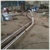 塑料盘片管链输送机长距离倾斜管链输送机
