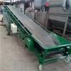 六九重工8米长搬运大型耐磨皮带输送机88