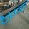 六九重工制造9米长度可升降装货皮带机