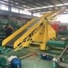 加固槽钢支架装货用皮带机  行走式 销售皮带输送机型号 大庆