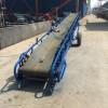 装袋粮食输送机  防爆电机 防滑式皮带机 吉林防滑式皮带机