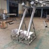 全新螺旋提升机送料机邯郸 瓜子螺旋输送机 来图生产
