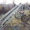 邳州市65厘米宽9米长移动式平行托辊输送机