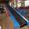 全程无尘密封8米长电动升降皮带输送机