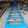 六九重工8米长电动升降可调尼龙皮带输送机99