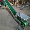 六九重工 圆管材质装车加护栏式箱货皮带输送机参数