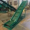 花纹防滑式装货输送机  运行平稳 正规皮带输送机定制 威海正