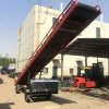 电动手动升降输送机  防油耐腐 选矿皮带输送机 柳州选矿皮带