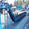 沙场箱货车装卸输送机款式