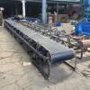 码头装卸车用皮带输送机  耐用 煤炭皮带运输机 中山煤炭皮带