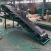 自动化运输设备  防油耐腐 爬坡式上料运输机 滨州爬坡式上料