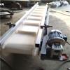 六九重工5+4米双向升降圆管护栏型输送机LJ8