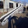 六九重工可升降可移动装车卸车爬坡输送机LJ8