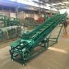 伸缩皮带机可伸缩带式输送机  多用途 粮食输送机生产 柳州粮
