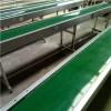 樟树市8米长水平输送用人字纹防滑皮带机LJ8