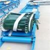 贵池市PVC加挡板式皮带传送机工厂直销LJ8