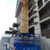 ss100型施工升降机1T物料提升机施工电梯推荐商家