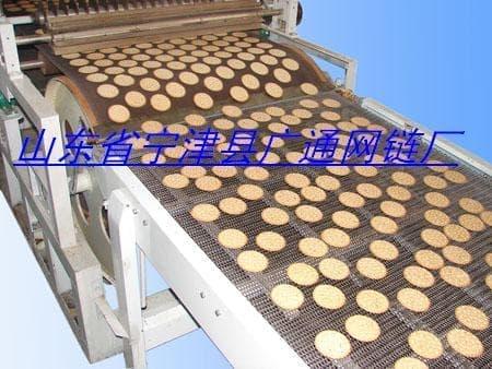 饼干机械网带