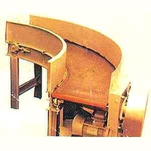 QDW型拐弯式带式输送机
